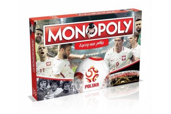 Monopoly PZPN Od Zera Do Milionera Hasbro