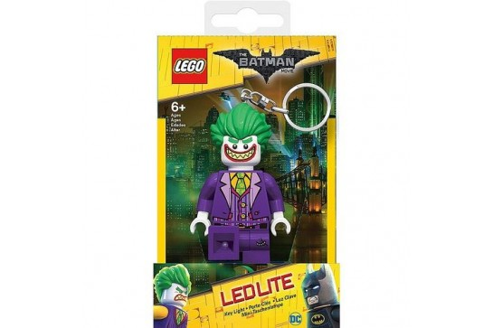 The LEGO Batman Movie Latarka Brelok Joker