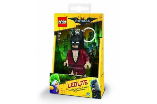 The LEGO Movie Latarka Brelok Batman Miłośnik Homarów