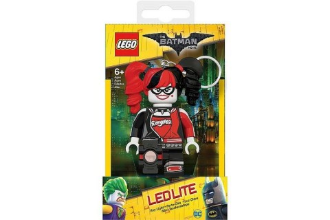The LEGO Batman Movie Latarka Brelok Pielęgniarka Harley Quinn