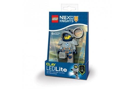 Latarka Brelok LEGO Nexo Knights Clay
