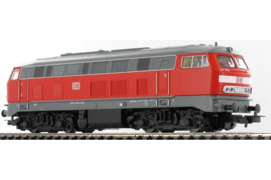 PIKO 57901 Spalinowóz BR 218 DB AG Epoka VI