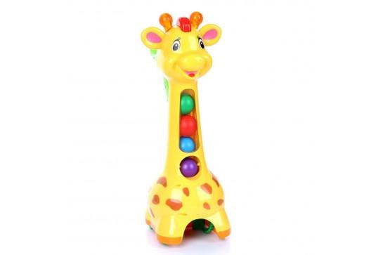 Dumel Discovery Żyrafa Piłeczkowy Pościg