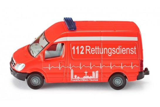 Ambulans Karetka Siku 0805