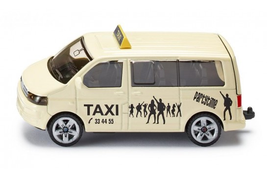 Taxi Bus Volkswagen Taksówka Siku 1360