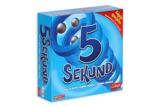 Gra 5 Sekund Edycja Specjalna