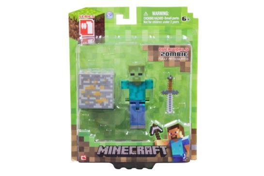 Figurka Minecraft Zombie MOJANG