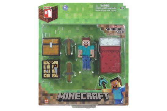 Figurka Minecraft Steve MOJANG