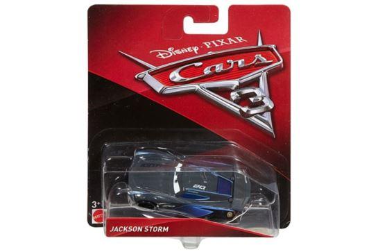 Jackson Storm Auta 3 Disney Cars Mattel DXV34