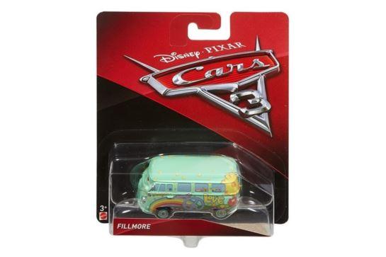 Fillmore Auta 3 Disney Cars Mattel FJH96