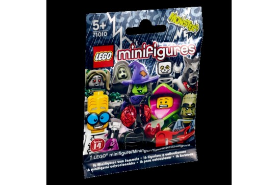 LEGO 71010 Minifigures The Monsters Seria 14