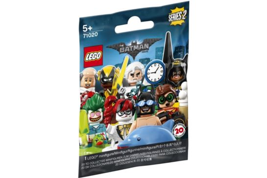 LEGO Minifigures 71020 The Batman Movie Seria 2