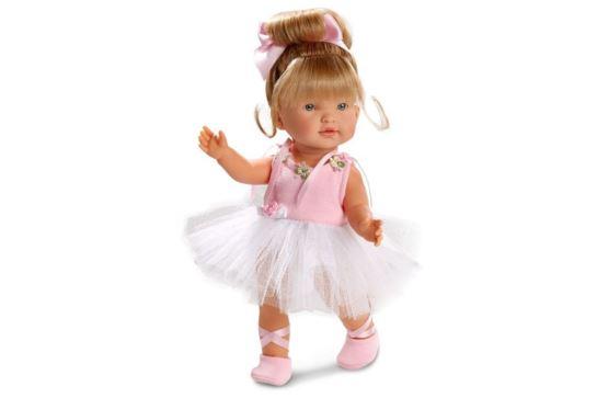 Llorens Valeria lalka baletnica 28 cm 28010