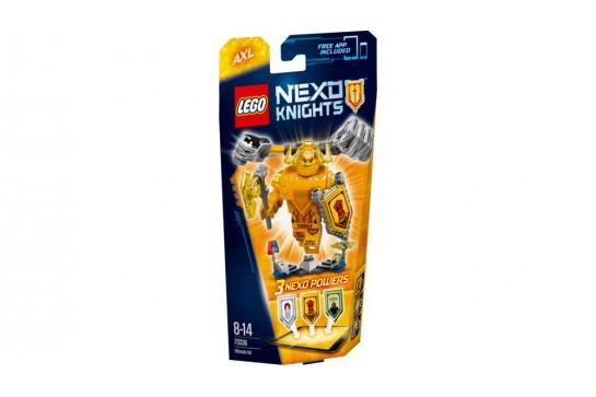 LEGO Nexo Knights Technorycerz Axl 70336