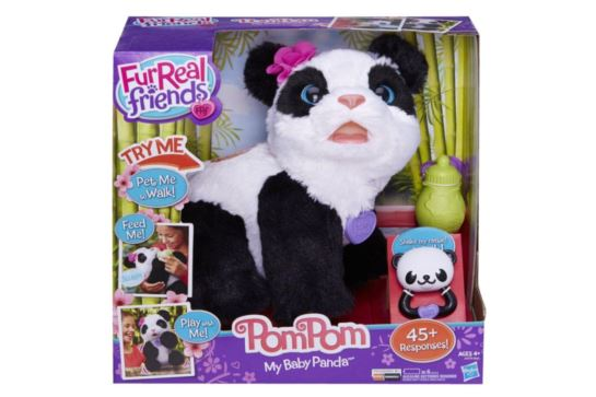 Fur Real Friends Moja Panda Pom Pom Hasbro A7275
