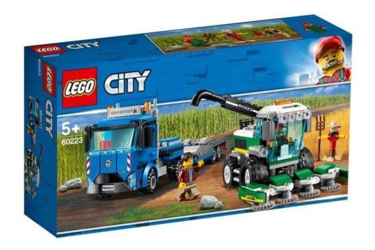 LEGO City 60223 Transporter Kombajnu