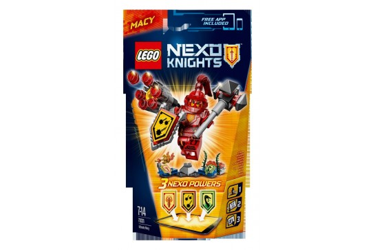 LEGO Nexo Knights Macy 70331