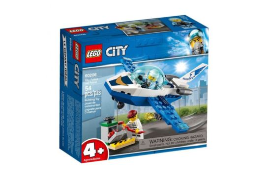 LEGO City 60206 Policyjny Patrol Powietrzny 4+