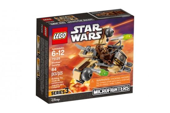 LEGO Star Wars Okręt Bojowy Wookie 75129
