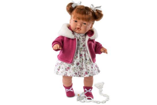 Llorens Hiszpańska Lalka Płacząca Joelle 38 cm