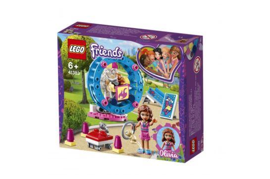 LEGO Friends 41383 Plac Zabaw Chomików Olivii