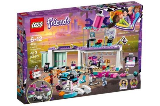 LEGO Friends 41351 Kreatywny Warsztat