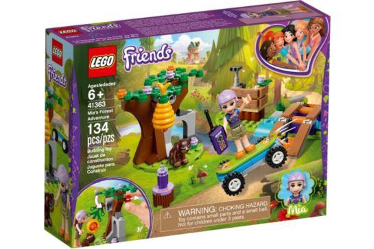LEGO Friends 41363 Leśna Przygoda Mii