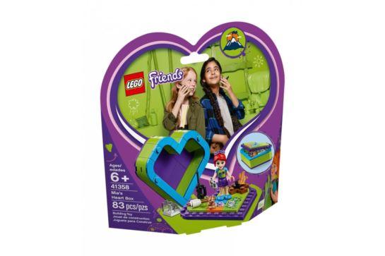 LEGO Friends 41358 Pudełko w Kształcie Serca Mii