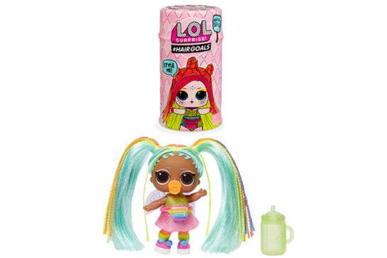 L.O.L. Surprise Hairgoals Lalka LOL z Włosami