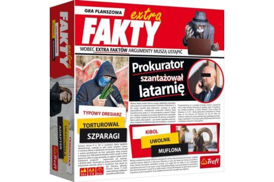 Trefl Gra Imprezowa Towarzyska Extra Fakty