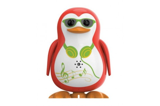 Zooey Digipenguins Śpiewający Pingwin