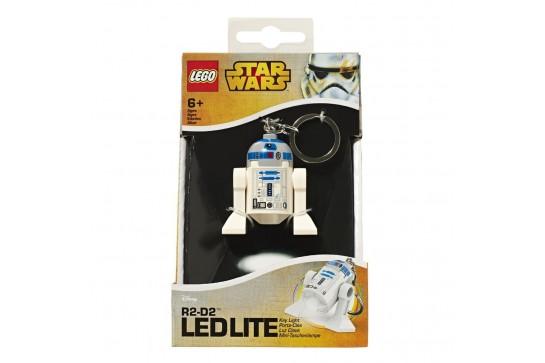 Latarka Brelok R2D2 Lego Star Wars
