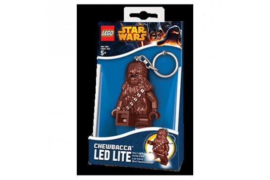 Latarka Brelok Chewbacca Lego Star Wars