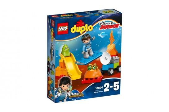 LEGO Duplo Przygody Milesa z Przyszłości 10824