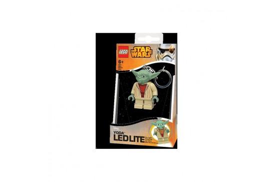 LEGO Star Wars Brelok Latarka Yoda