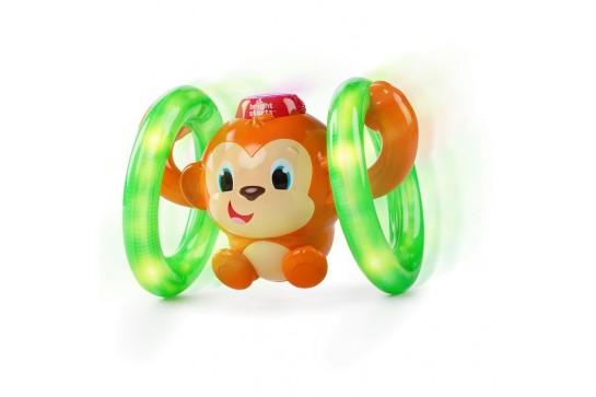Bright Starts Fikająca Małpka Do Raczkowania