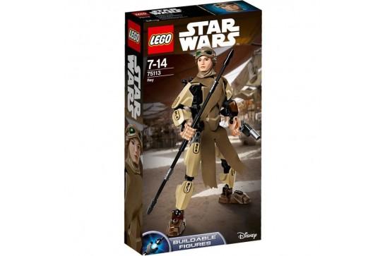 LEGO Star Wars Figurka Rey 75113