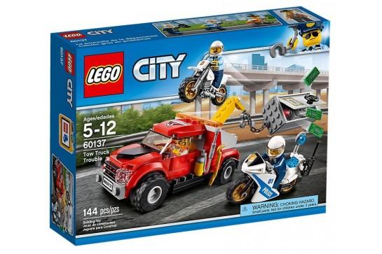 LEGO City Eskorta Policyjna 60137