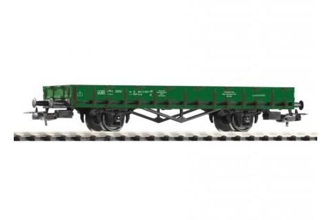 PIKO 58726-2 Wagon Towarowy Niskoburtowy Platforma PKP Ep. IV