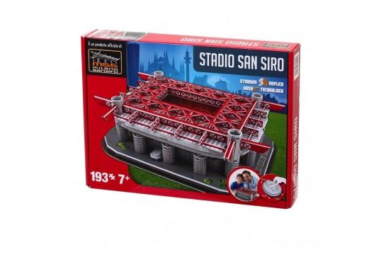 Puzzle 3D Stadion San Siro AC Milan