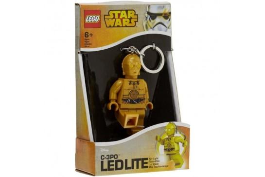 Latarka Brelok C-3PO LEGO Star Wars