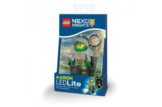 Latarka Brelok LEGO Nexo Knights Aaron