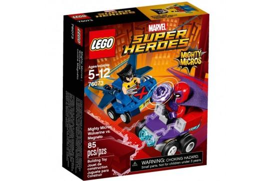 LEGO Marvel Super Heroes Wolverine kontra Magneto 76073