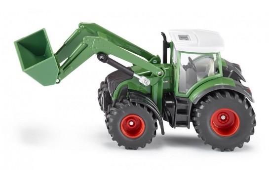 Traktor Fendt 936 z Przednią Ładowarką