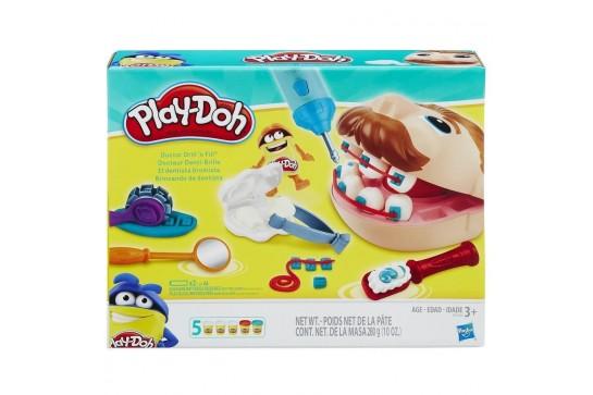 Dentysta Ciastolina Play-Doh Hasbro B5520