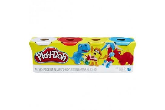 Ciastolina Play-Doh 4-pak Kolorów