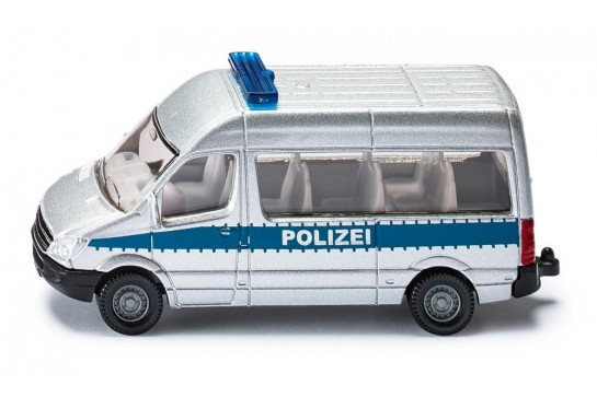 Van Policyjny Siku 0804