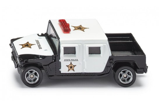 Policja z USA Hummer Siku 1334