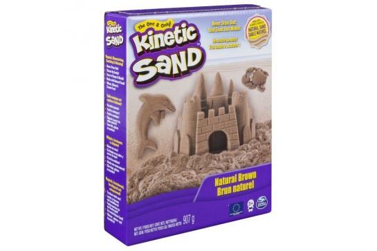 Kinetic Sand Brązowy Piasek Kinetyczny 907 g