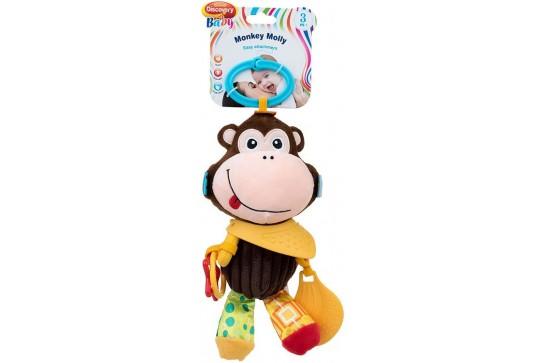 Małpka Molly Zawieszka Do Wózka